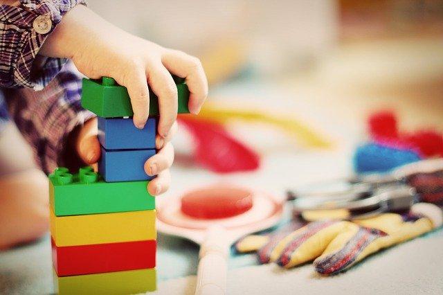 Rozwojowa rozrywka dla najmłodszych