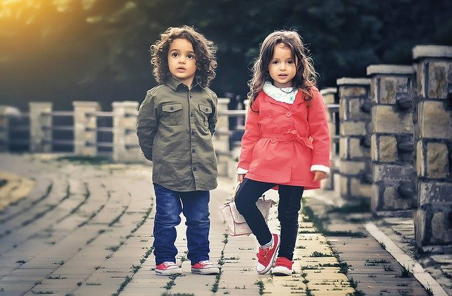 Ładne ubrania dla dzieci